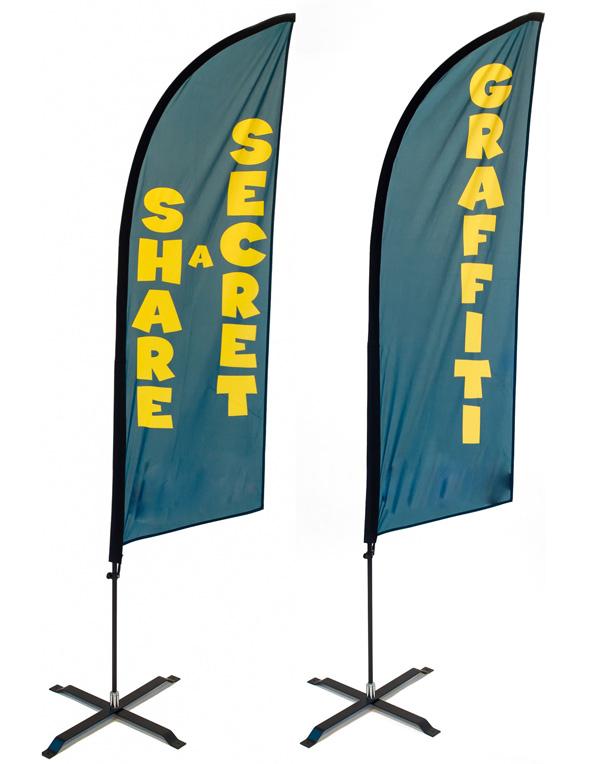 Наружная печать на заказ, алюминиевый Стекловолоконный шест, рекламная реклама, каплеобразное перо, летающие пляжные флаги, баннер
