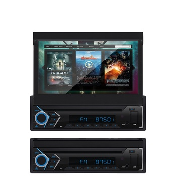 Batch wholesale high quality flat panel display car dvd player 2020 cost mini truck portable TV