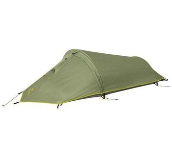 Dome 1-Person Tent Dark and Cool Camping Ultralight Hiking Tent