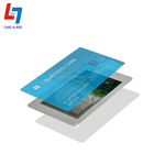 Card BLE RFID ID Card For Contactless Access Control System Of Temperature Detection And Facial Recognition