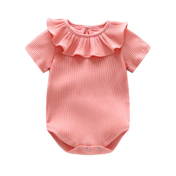 New Born Baby organic cotton baby rompers wholesale baby clothes