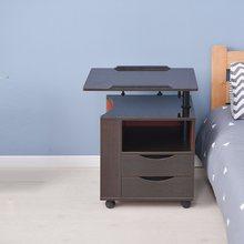 Портативная кровать Escrivaninha Pliante Portatil Scrivania Ufficio Mesa, ноутбук, регулируемая подставка для ноутбука, стол для компьютерного обучения(Китай)