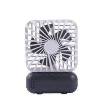 Портативный ручной мини-электрический вентилятор, кондиционер, кулер, охлаждающий вентилятор, летние настольные Охлаждающие вентиляторы с...(Китай)