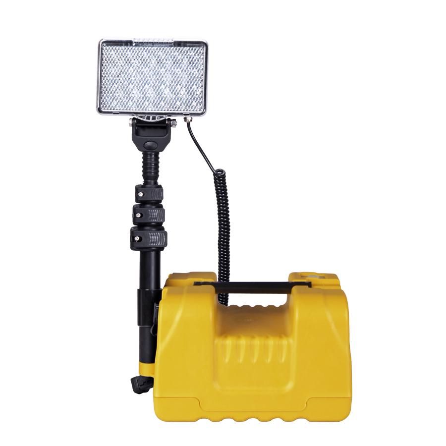 Portable Work Light Collapsible Weatherproof 72w LED Portable Handheld Work Light