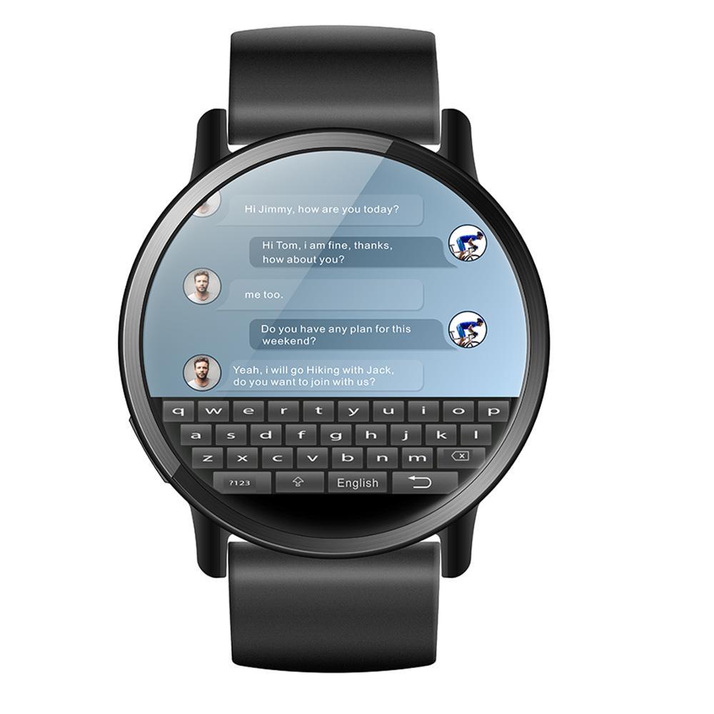 Надежный большой емкости довольно ip67 DM19 Смарт-часы с лучшим качеством
