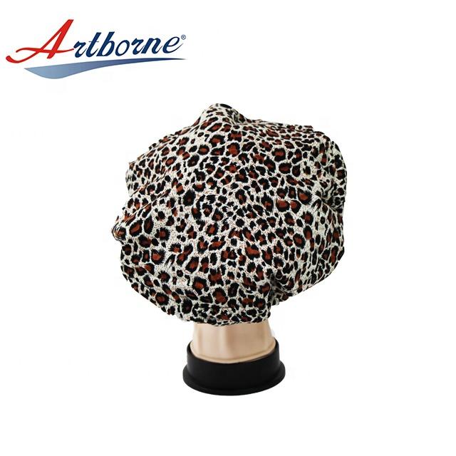 Глубокое кондиционирование, микроволновое лечение волос, льняные семена, тепловые льняные семена, колпачок