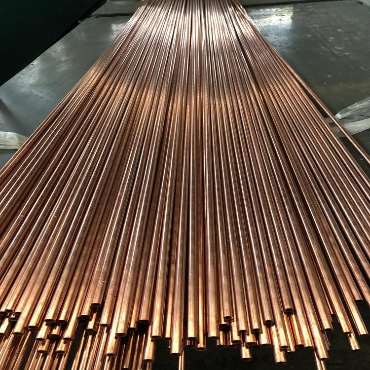 RU 13348 Авангард от китайского поставщика фабричных запасов, 14 мм медные тепловые трубы по низкой цене медицинские медная труба