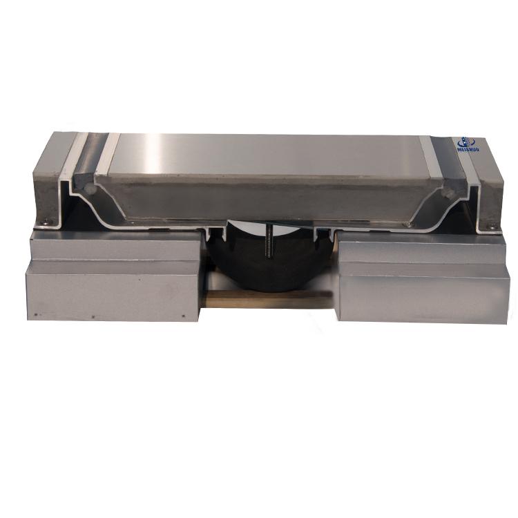 Встраиваемая напольная Крышка для расширительного шарнира в строительном материале