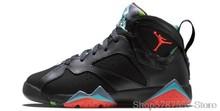 Мужские кроссовки Nike Air Jordan 7, подлинные кроссовки для баскетбола с топазами (GS) 442960-10, спортивные ботинки для тренировок на шнуровке для мужч...()