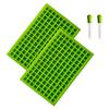 Green(2 Cube+2 Dropper)