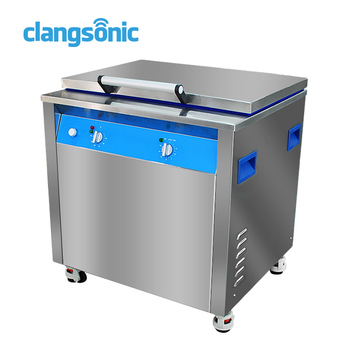 28k 1800W 120L ultrasonic cleaning machine