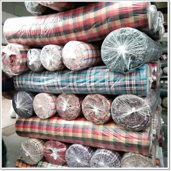 stock lot China manufacture factory plaid China textile supplier 100% cotton/cvc/tc check/yarn dyed shaoxing keqiao factory