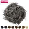 #6AH613 Deeply Brown mix Bleach Blonde