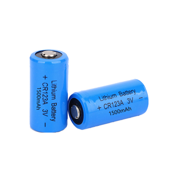 CR123a CR17335 3V Non Rechargeable CR123 123A cr123a Lithium batteries for water meter