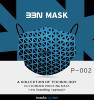 Geometric World-BlueBlack