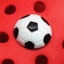 Смолы аксессуары для пряжки для обуви Футбол Баскетбол регби теннис; Бейсбол украшения обуви Jibz для КРОК амулеты Браслеты подарок детям(Китай)