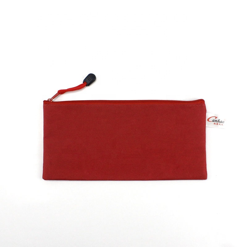 New goods 600D oxford small makeup file document pencil bag