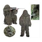 Camouflage militaire chasse ghillie costume