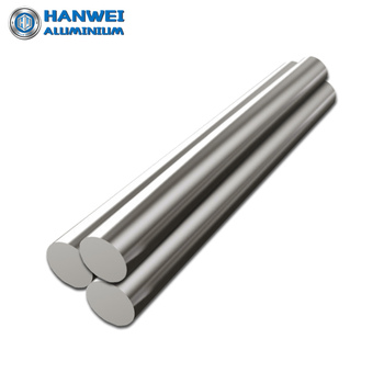 Cutting Size 2024 6061 6082 7075 Aluminium Round Bar / Aluminum Rod Price