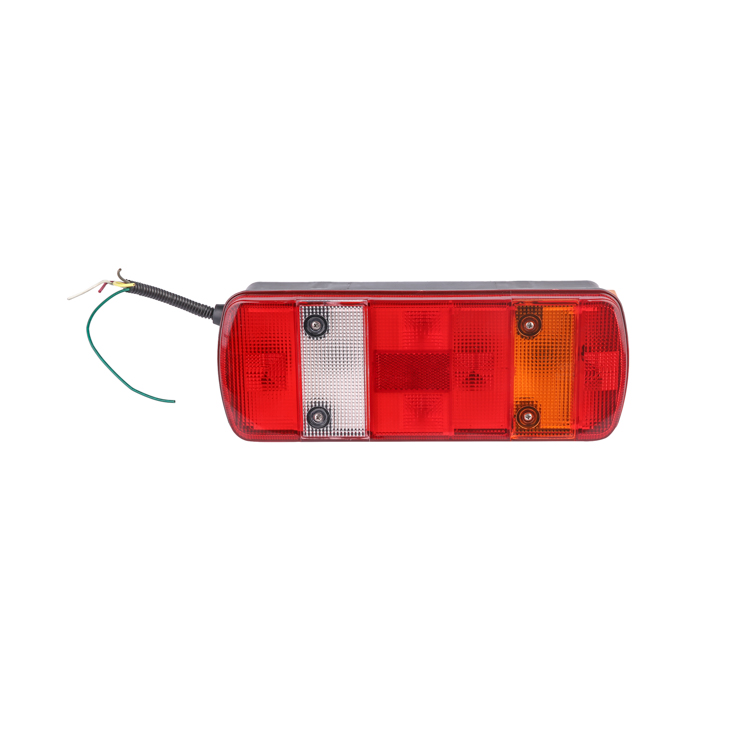 Heavy European Truck Parts Rear Tail Lamp For Scania 1508182 1508184