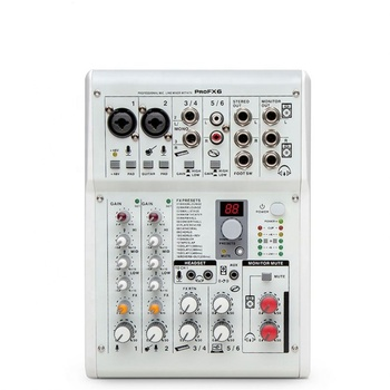 Hot Selling Audio Dj Mixer Usb With Low Price For Studio Recording