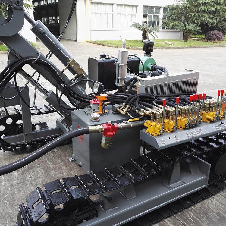 Маленькие пневматические и гидравлические механические портативные насадки для бурения поверхности, перфоратор для горных работ HC725B1