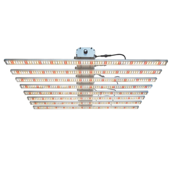 Boya Hydroponic Horticulture Indoor Plant Growth Strip Lamp Bar LM301H Full Spectrum LED Grow Light