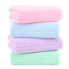 Kids Hooded Towel Kids Bath Towels Stocks Microfiber Striped Pedicure Foot Kids Hooded Hair Bath Baby Spa Micro Fiber Wrap Towel