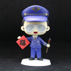 Wholesale Wholesale Custom Made Rubber And Plastic Action Figure Dolls