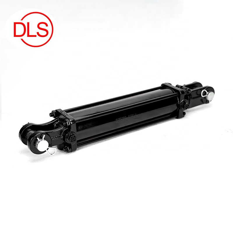 Danliss TIE ROD TR3040** Series 17 Ton Oil Ram Hydraulic Cylinder for Cultivator Automatic solar panel