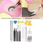 Tools 18 Pcs Professional Craft Vinyl Weeding Tools Set For Silhouettes Cameos Lettering Arts Crafts Protect