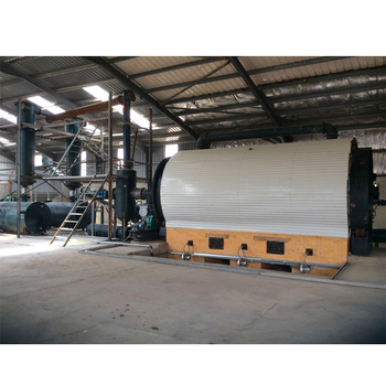 New products intelligent operation efficient oil producing FOR WASTE RECYCLING Municipal Solid Waste pyrolysis plant