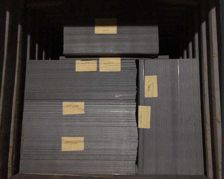 ACP ACM Decorative Sheet  Facades Aluminum Fence Panel Commercial Wall