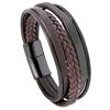 bown leather + black: 22.5CM