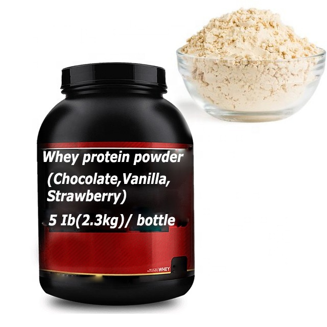 Золотой Стандартный сывороточный протеин с банановым вкусом/сывороточный протеин с изолятом