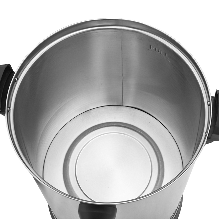 Colia Auto shut-off functionality Storage of 20 Litre Stainless steel Urn Energy-saving Electric Hot Water Boiler With Jacket
