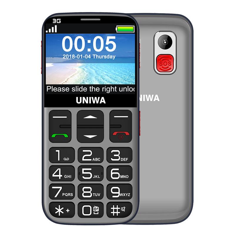 Uniwa V808g Keyboard Elderly 3g Wcdma Sos Button Old Man Cell Phone Flashlight Mobile Phone Buy Old Man Cell Phone Elderly Mobile Phone Latest Mobile Phones Product On Alibaba Com