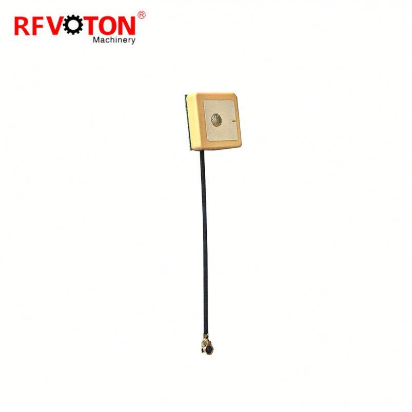 Напряжение 2,7-5 В/Центральная частота 1574,42 МГц встроенная Gps антенна ipex соединитель 1,13 мм кабель