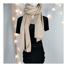 Scarf Scarf 2021 Women Long Winter Soft Cashmere Knitted Scarf With Support OEM
