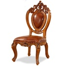 Antique Wooden Chairs Hand Carved Royal Dining Chair Kitchen Dining Room Tables Furniture