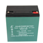 energy rechargeable long life silicone 12v24ah deep cycle UPS battery