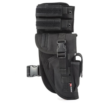 gun holster military adjustable tactical airsoft combat molle thigh rig pistol holster gun drop leg holster