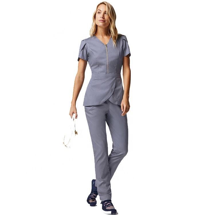 Tulip Top Y Clasico Pantalones Uniformes Medicos Spandex Uniforme Medico Buy Uniforme Exfoliante Medico Exfoliante Medico Spandex Product On Alibaba Com