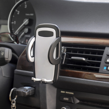 2020 Trending Air Vent Car Mobile Phoneholder Ventilation Phone Bracket clip Facilitates Newly Designed Car Phone Bracket