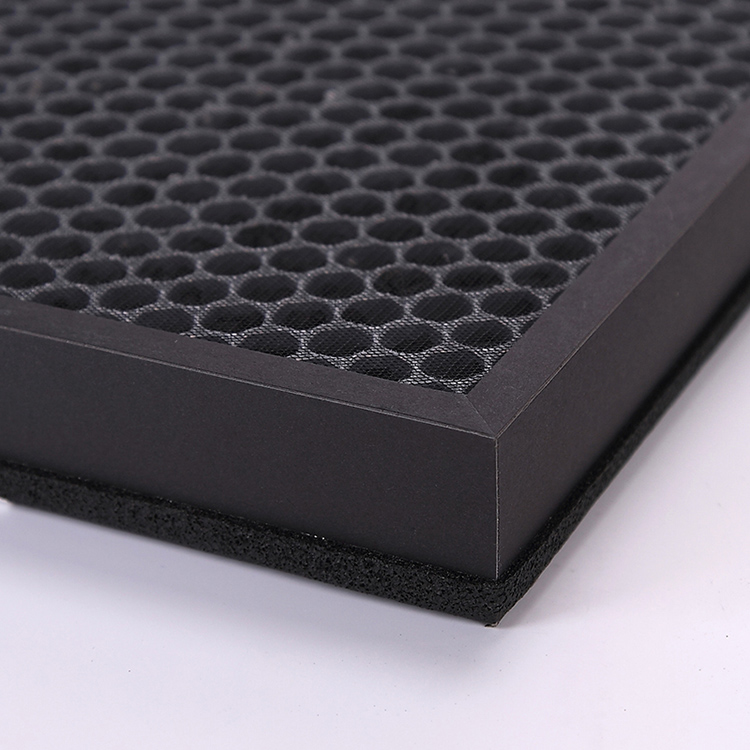 Горячая Распродажа, настоящий фильтр Hepa Midea с активированным углем, подходит для KJ30FE-NV KJ25FE-NJ, фильтр очистителя воздуха