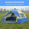 אחד דלת ושלושה קייסמנט (3-4 אדם אוהל)