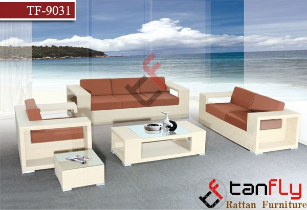 Набор для бистро, стул для патио, садовый стол, комплект диванов из ротанга для отдыха, мебель из ротанга Outdoo