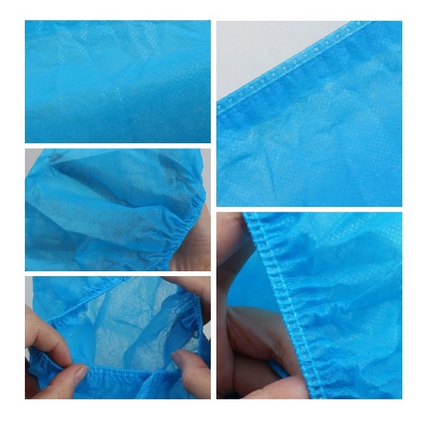 USA market customized non-woven handmade pp shoe covers waterproof in low price