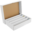 Card Box Cards Oem Custom Graded Sports Baseball Trading Card Storage Box For Sports Cards