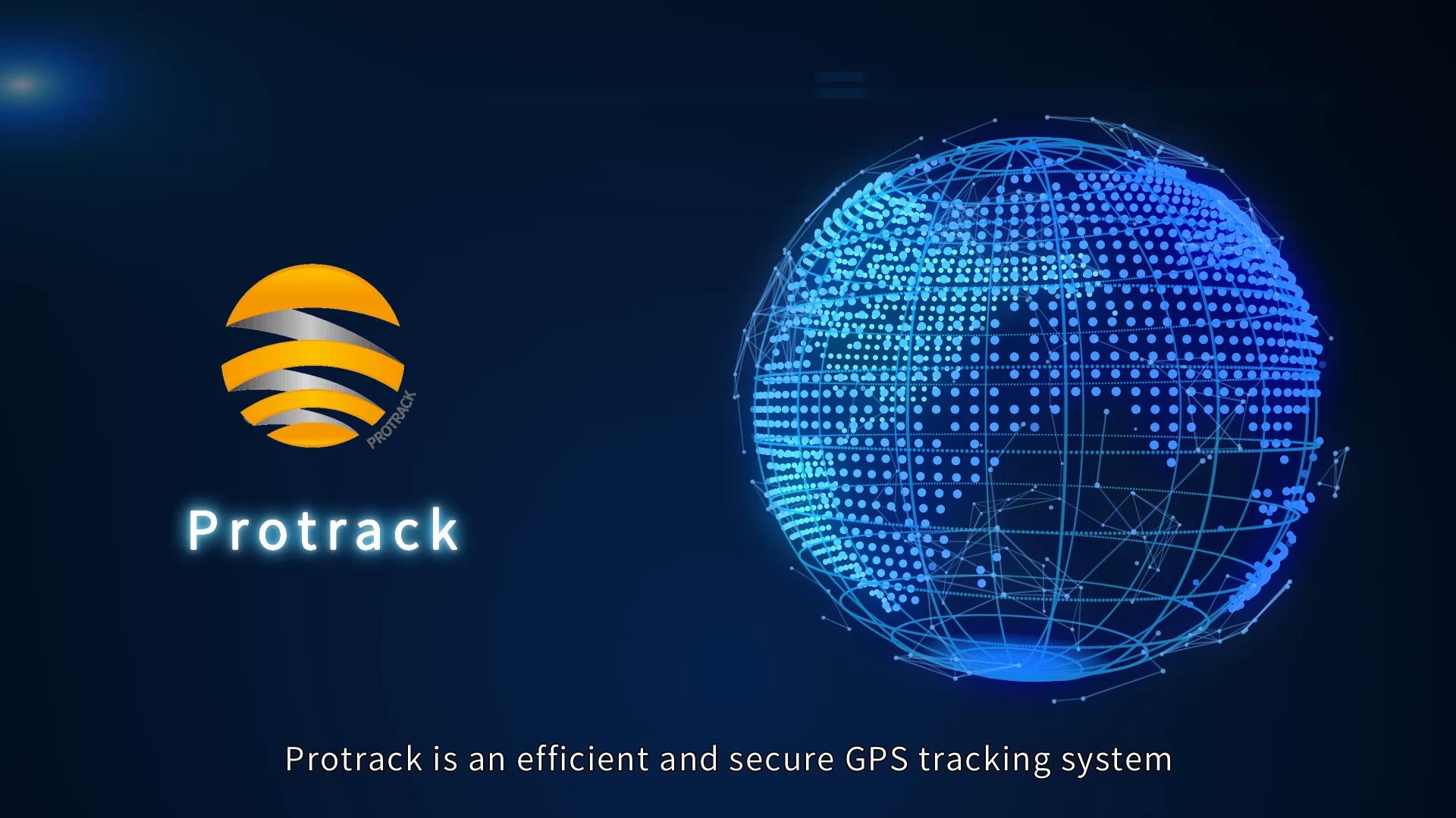PROTRACK 365 GPS منصة خادم البرمجيات لتحديد المواقع سيارة نظام تتبع